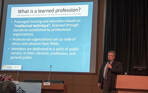 美國AAA理事長Bruce_Behn專題演講