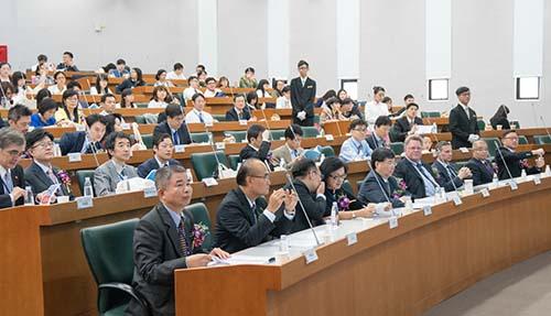 2016會計理論與實務國際研討會現場